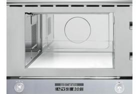 Микровълнова фурна SMEG Linea MP122N в черно