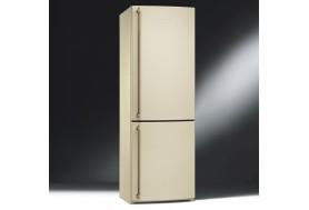 Ретро хладилник SMEG FA860P серия Coloniale в крем с месинг