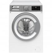 Бяла пералня SMEG WHT814EIN 8кг с инверторен мотор и 1400 оборота