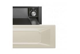 Затоплящо чекмедже SMEG от ретро серията Victoria CPR915P в крем