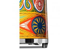 Бавнооборотна сокоизстисквачка в уникален дизайн Dolce & Gabbana произведена от Smeg SJF01DGEU