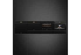 Автоматична кафе машина за вграждане - кафе автомат CMS4604NR от луксозна серия със сензорно управление и цветен дисплей