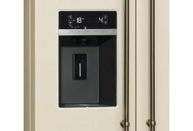 SMEG SBS8004PO Side by side 90см хладилник с ледогенератор и диспенсър