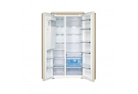 SMEG SBS8004P side by side 90 см хладилник с диспенсър и ледогенератор