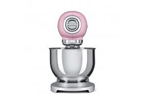 Настолен миксер SMEG SMF01PKEU в цвят розов