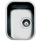 Мивка за под плот от полирана неръждаема стомана SMEG UM30